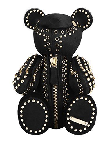 Price comparison product image Burberry Studded Black Teddy Bear