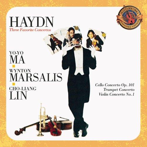 Haydn: Three Favorite Concertos -- Cello, Violin & Trumpet Concertos - Expanded Edition