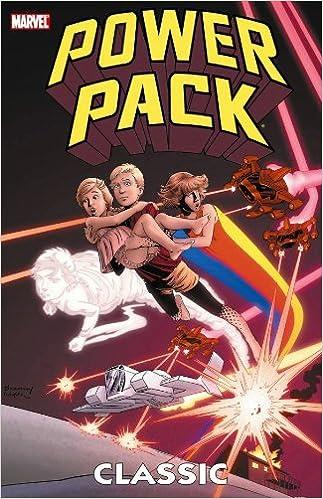 Power Pack Classic Volume 1 TPB: Amazon.es: Simonson, Louise ...