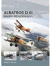 Albatros D.III: Johannisthal, OAW, and Oeffag variants