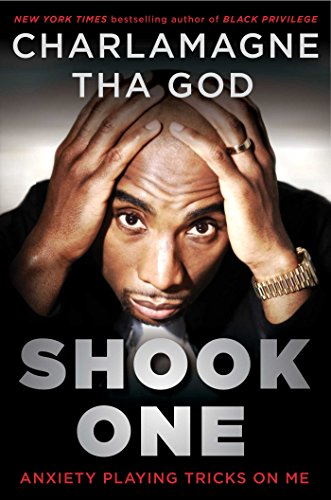 Books : Shook One: Anxiety Playing Tricks on Me