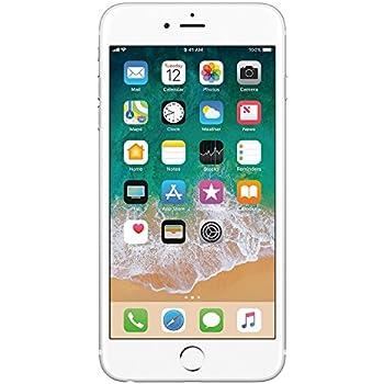 c47c407887f Apple iPhone 6 Celular 16 GB Color Gris Desbloqueado (Unlocked ...
