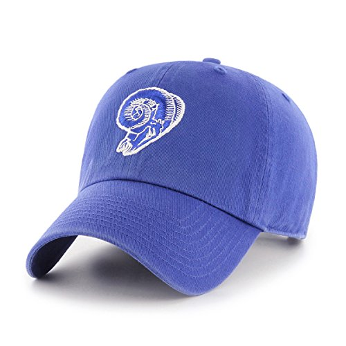 OTS NFL Los Angeles Rams Legacy Challenger Adjustable Hat, One Size, Royal (Ram Challenger)