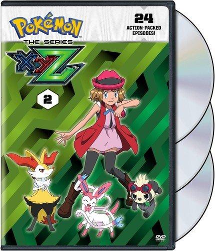 Pokémon the Series: XYZ Set 2