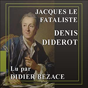 Jacques le Fataliste Audiobook