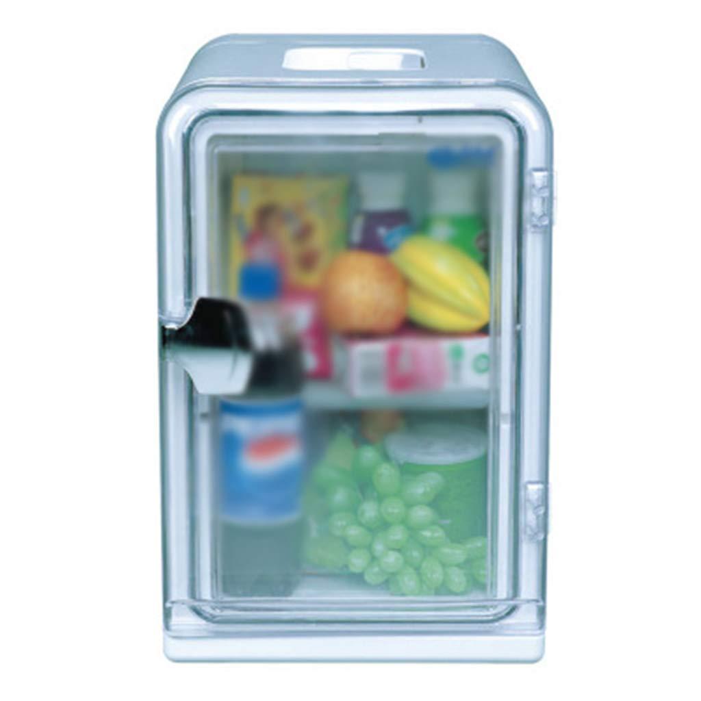 Mini Small Refrigerator Home Small Dormitory Bedroom Insulin Freezer Refrigeration Car Refrigerator Car