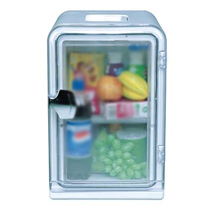 Amazon.com: Mini Small Refrigerator Home Small Dormitory Bedroom ...