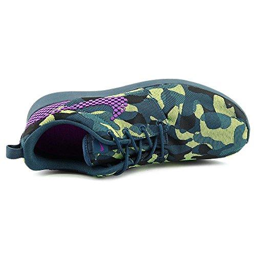 Nike Roshe Premium Plus Una WMNS mujeres zapatilla de deporte verde 807614 453 Grün