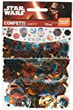 Amscan Star Wars Episode Vll Mix Confetti Decoration Pack Party Supplies , Multicolor, 12 Pieces