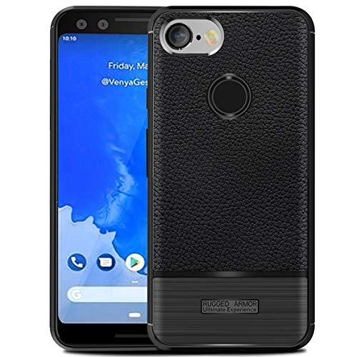 Google Pixel 3 Case, Wellci Flexible TPU Soft Skin...