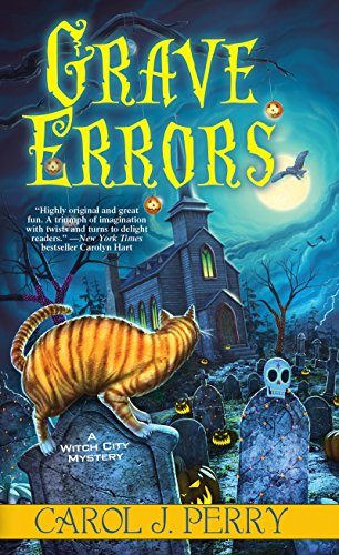 Grave Errors (A Witch City Mystery Book -