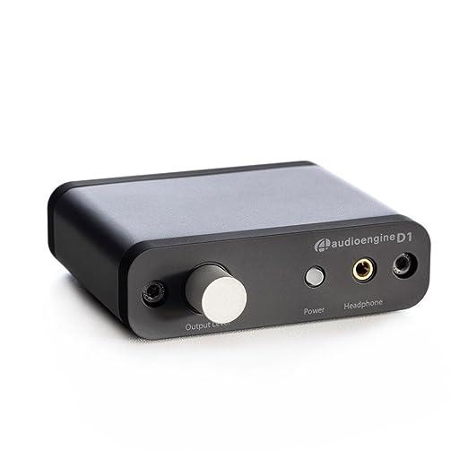 26 opinioni per Audioengine D1 Premium 24-bit DAC e amplificatore per cuffie