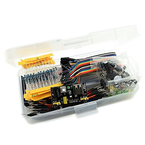 SHOPUS | HJ Garden Electronic Component Assorted Kit for