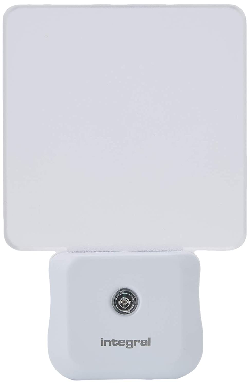 Integral Auto Sensor Pack of 2 LED Night Light Plug In Dusk to Dawn UK 3-Pi