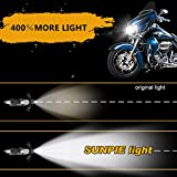 "Motorcycle 7"" LED Headlight for Harley Davidson"