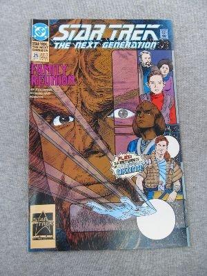 Star Trek The Next Generation #25 : Wayward Son (DC Comic Book ()