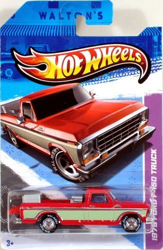 Amazon Com Hot Wheels Walmart Exclusive Sam Walton S 1979 Ford F