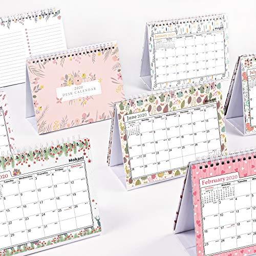 Mokani Small Desk Calendar 2020 (8