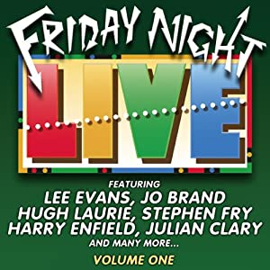 Friday Night Live, Volume 1 Radio/TV Program