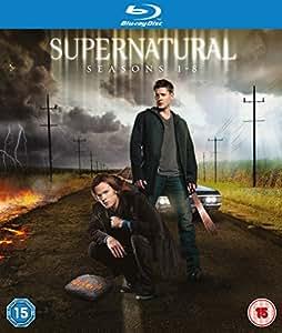 Supernatural: Season 1-8 [Reino Unido] [Blu-ray]