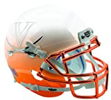Schutt VIRGINIA CAVALIERS NCAA XP Authentic MINI Football Helmet UVA