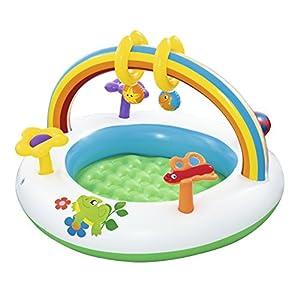 Bestway BW52239 Inflatable Rainbow Pool