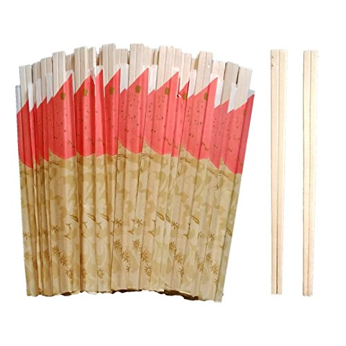Happy Sales Disposable Chopstick 200 Pairs in Bags -