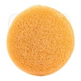 7Colors Natural Konjac Makeup Sponge Blending Pink Cosmetic Puff Face Cleanse Washing Facial Care Cleanser Beauty Tools yellow
