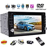 "Best Car Stereo Head Units - Eincar 6.2"" Double DIN Car Stereo GPS Navigation Review"