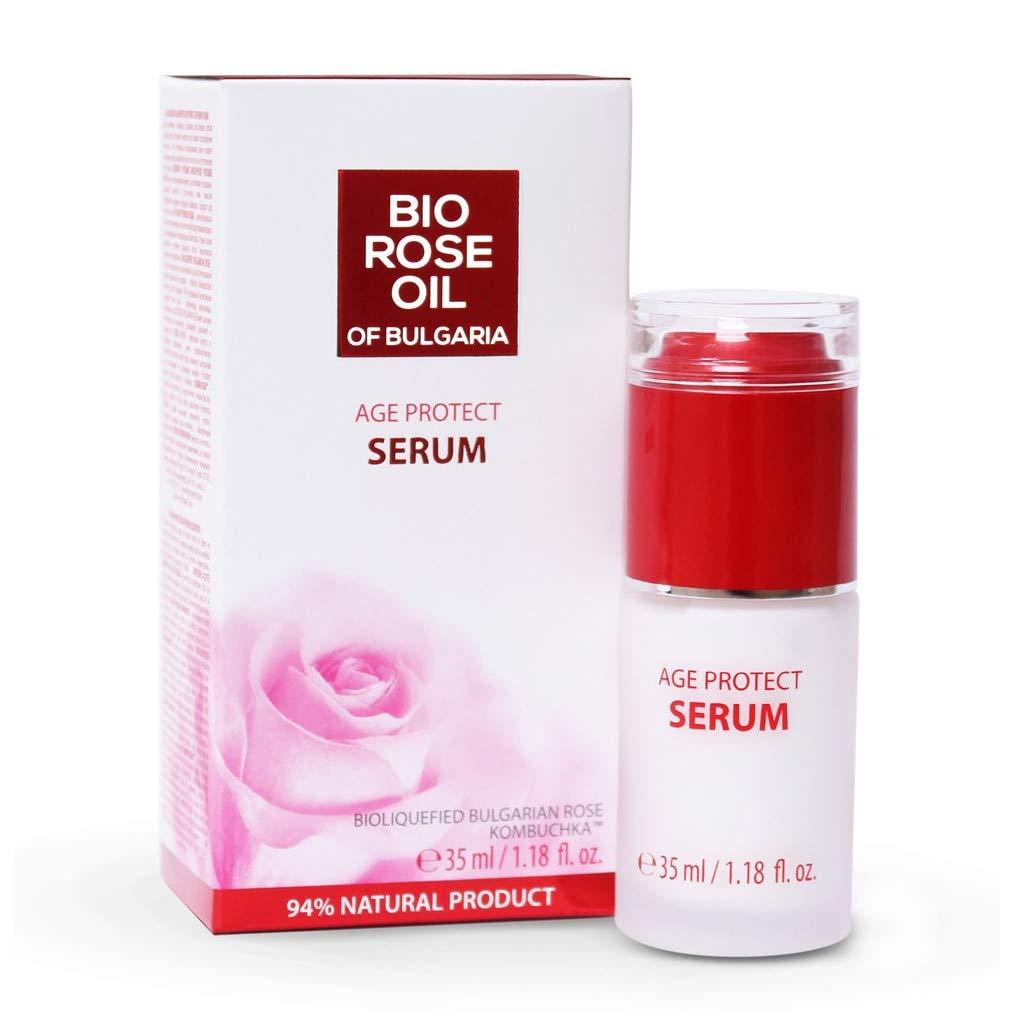 Age Protect Serum Bio Rose Oil of Bulgaria