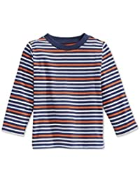 First Impressions by Macy's Baby Boys' Long-Sleeve Multi-Stripe T-Shirt