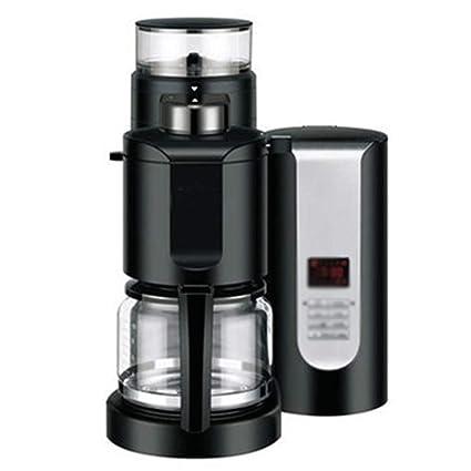 LJHA kafeiji Máquina de café Americana, máquina de café con Bomba, máquina de café