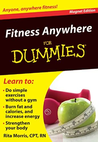 fitness anywhere for dummies anyone anywhere fitness rh amazon com fitnessanywhere.com/manuals español www.fitnessanywhere.com/manuals deutsch