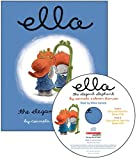 img - for Ella the Elegant Elephant Read Along [With Audio CD] by Carmela D'Amico (1-Jun-2006) Paperback book / textbook / text book