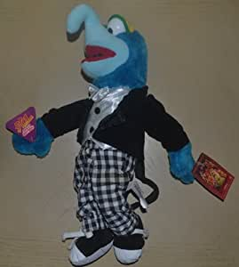 "15"" Fancy Dressed Gonzo Plush the Muppet Show 25 Years Jim Henson Nanco"