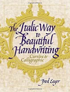 What is the best book to recommend for better handwriting?
