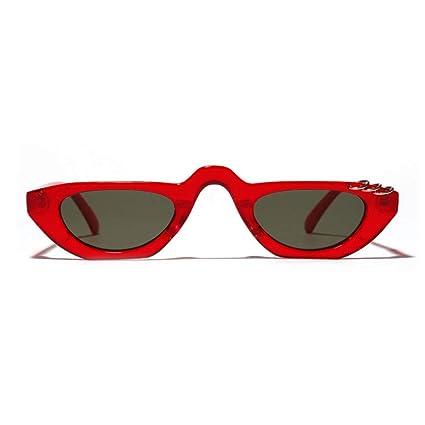 LLLM Gafas de sol Vintage 90s Ojo de Gato Gafas de Sol ...