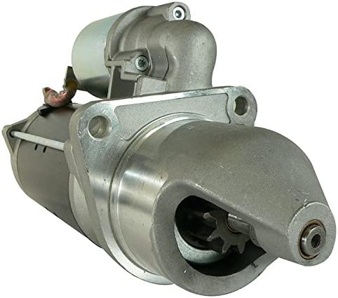 DB Electrical SBO0263 New Starter For John Deere Handler 3200 3215 3220 3400 3415 3420 3800 Telescopic Re501551 0-001-230-018 410-24083 410-24083R 18953 19663 0-001-230-008 Re507943