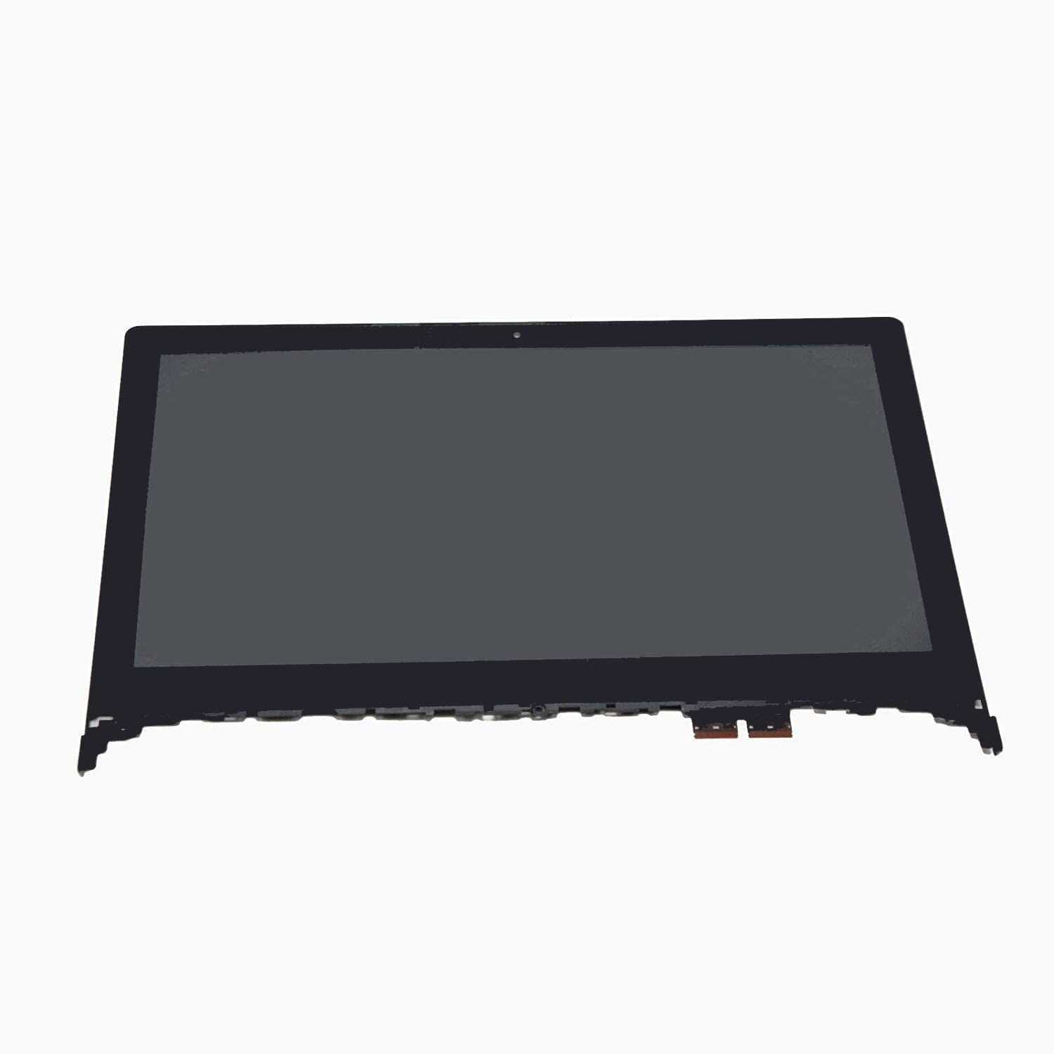 """Bblon 15.6"""" LED LCD Assembly Touch Screen Display for Lenovo Flex 2 15 20405 1080P"""