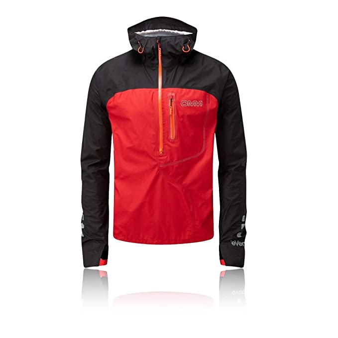 Amazon.com: OMM AETHER Smock chamarra para correr – SS17, XL ...