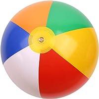 Kentop Wasserball Aufblasbare Strandball Wasser Spiel Ballon für Schwimmbad, Party, Strand