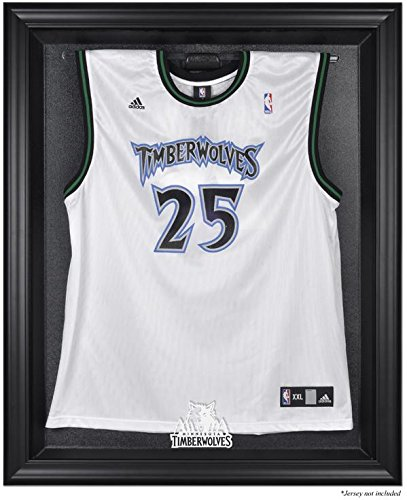 Mounted Memories NBA Logo Jersey Display Case by Sports Memorabilia