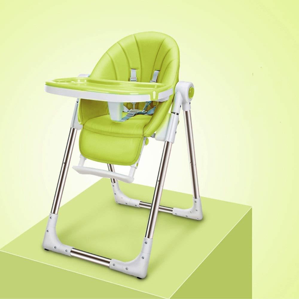 Silla alta Silla alta para bebé Con cinturón de seguridad ...
