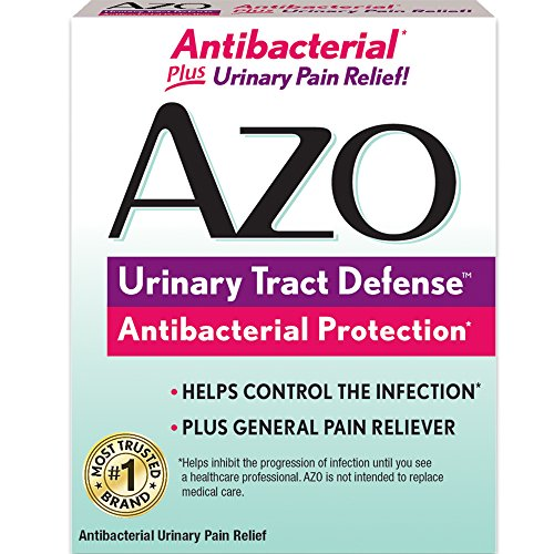 AZO Antibacterial Supplement Methenamine Salicylate product image