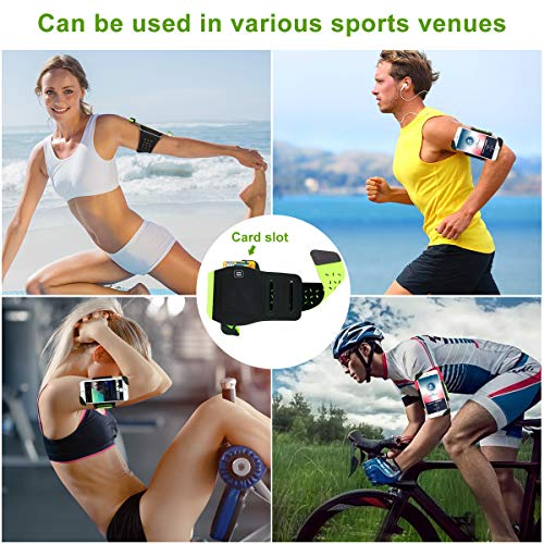 Cell Phone Armband, Phone Holder for Running