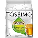 Bosch Tassimo 'Twinings Mint Green Tea' 16 T Disc Coffee Machine Capsules