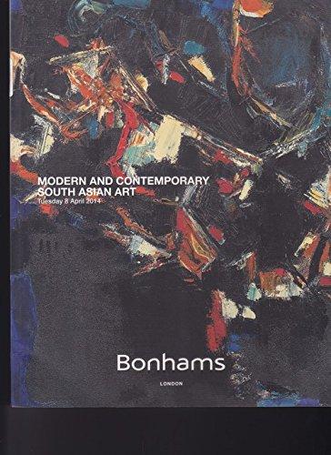 BONHAMS Modern and Contemporary South Asian Art 8 April 214 PDF
