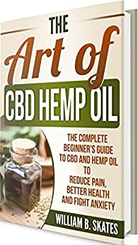 #freebooks – Hi, I'm the author of The Art of CBD Hemp Oil and my book is free for a limited time from 6/1 to 6/5. Share your thoughts!