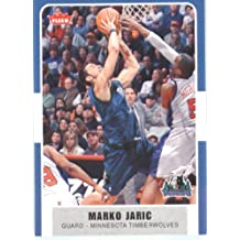 2007 /08 Fleer NBA Basketball Card # 130 Marko Jaric Timberwolves Mint Condition