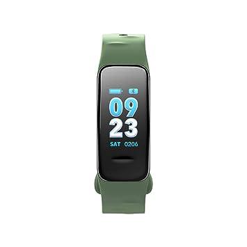 Woybda Reloj Inteligente Pulsera de Actividad Monitores de ...